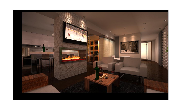 cigar lounge 3d 3d lounge